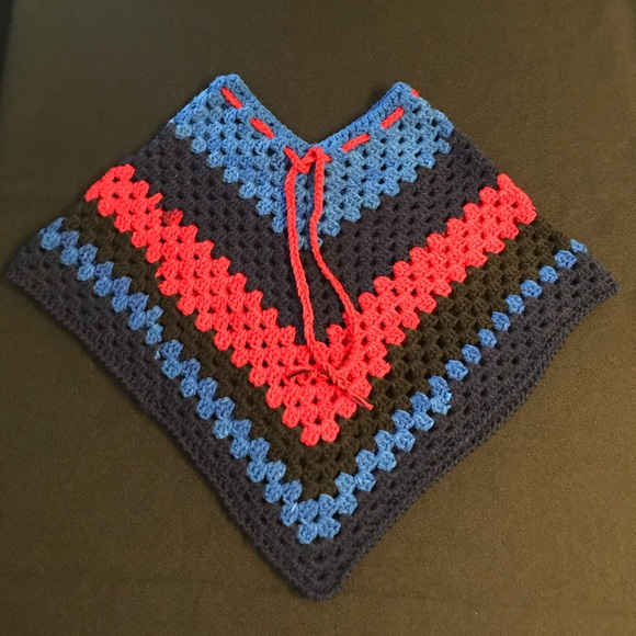 Hand Crafted Other - Handcrafted Poncho